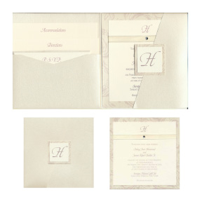 Carta Bella Wedding Invitations